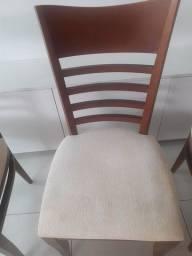 Cadeiras de madeira 500