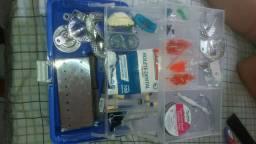 Materiais e maleta Odontologia P3
