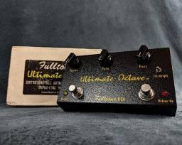 Pedal Fulltone Ultimate Octave Fuzz Made In Usa Hendrix Srv