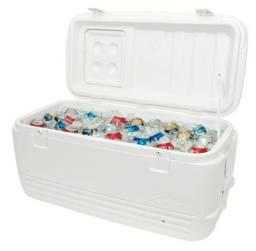 Caixa Térmica Cooler IGLOO 95 Litros Importada USA