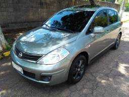Nissan Tiida SL 1.8 Flex Completo C/Teto! Financio Direto! Leia o anúncio!