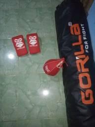 Kit de luta para treino