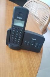 Telefone sem Fio com Secretária Eletrônica TSF800SE - Elgin