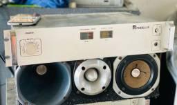 Amplificador de potencia  phidelis