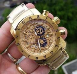 Relógio Bvlgari Premium automático' frete grátis***