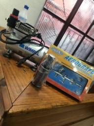 Aerografo wimpel