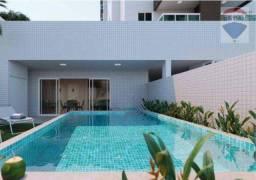 Apartamento com 3 dormitórios à venda, 71 m² por R$ 415.000,00 - Imbiribeira - Recife/PE