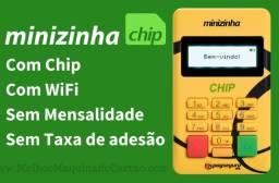 Minizinha Chip1 Nova/Lacrada