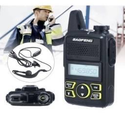 Radio Baofeng Bf-t1 400-470mhz 20ch A Pronta Entrega