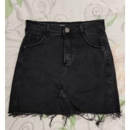 SAIA jeans cintura alta Riachuelo