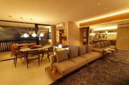 Apartamento com 3 dormitórios à venda, 119 m² por R$ 726.315 - Setor Bueno - Goiânia/GO