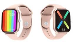 Smartwatch P8 Pro Max DT36 - Faz chamadas, mede pressão arterial