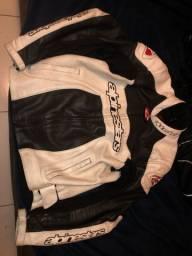 Jaqueta Alpinestars GP Plus Couro
