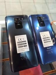 Xiaomi redmi note 9 128gb novos lacrados com 1 ano de garantia