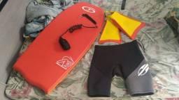 Prancha Bodyboard+Kit