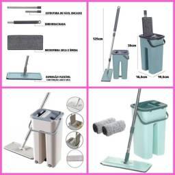 Mop Flat multiuso para limpeza nova ENTREGAMOS