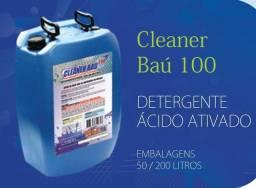 Detergente ácido baú, desengraxante solugrax
