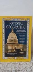 12 revistas National geografic 1964 americanas jan/dez completa