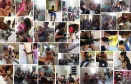 Aulas de Violão por chamada de Vídeo Online (Primeira aula Grátis sem compromisso)