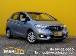 HONDA FIT 2018/2018 1.5 LX 16V FLEX 4P AUTOMÁTICO