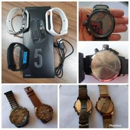 Vendo ou Troco 4 Relógios