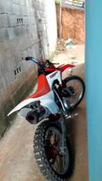 Moto de Trilha XR 230cc toda preparada