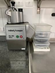 Processador de alimentos Robot Coupé CL 50 ultra