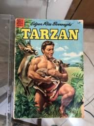 Revista em Quadrinhos Dos Anos 50 Tarzan