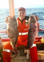 Pescaria em alto mar zap *