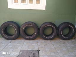 4 pneus 265/70/16 AT