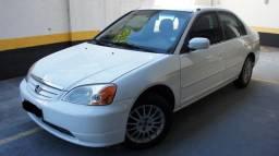 Honda Civic 2001 EX Automático - Completo