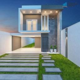Casa com 2 dormitórios à venda, 132 m² por R$ 469.000,00 - Eusébio - Eusébio/CE