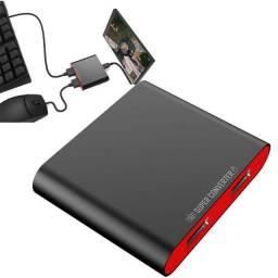 Conversor Bluetooth P/ Teclado Mouse Android Ipega Pg-9116