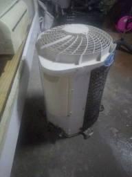 Ar condicionado todo bom de 9btu