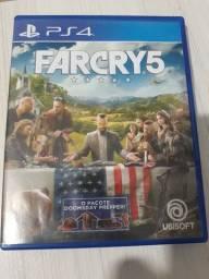 Jogo para PS4 FARCRY5