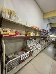 Gôndolas para cereais pra vender logo