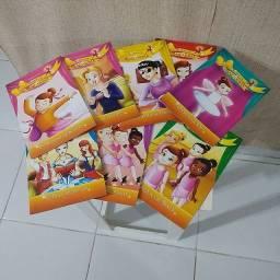Kit de livros Bailarina