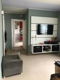 Casa residencial 140m² - Porcelanato - Armários Planejados