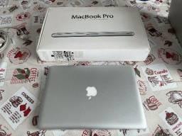 """Macbook Pro A1278 Mid 2012 - Tela 13"""" - Intel Core I5 - Memória 8gb - 500gb Ssd"""
