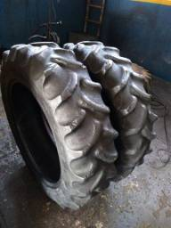 Par de pneus 11-2-28