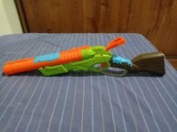 Nerf x shot usada (escopeta)