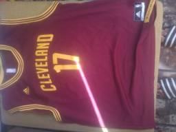 Camisa de basquete NBA