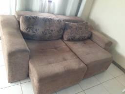 Vendo sofá retrátil de 2 lugares em ótimo estado!!!