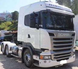 CAMINHÃO Scania R440 6x2