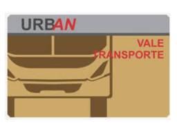 Cartão urban Anápolis com 850,00 de créditos