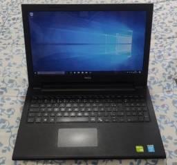Notebook Dell Inspiron 15 i5 5200U