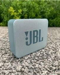 Caixa de Som JBL Go2 Prata Nova na Caixa