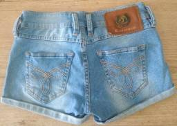 Short Jeans - Carmin