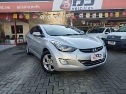 Título do anúncio: Hyundai Elantra 1.8 GLS 2013 Único Dono