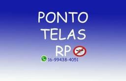 PONTO TELAS MOSQUITEIRA RP